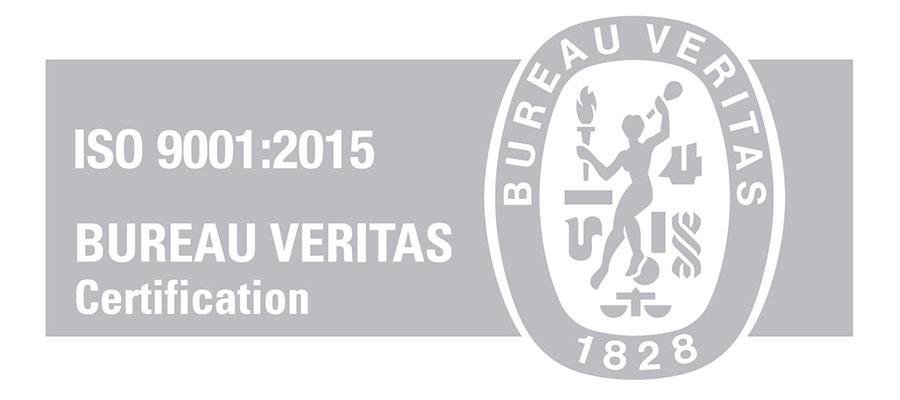 ISO9001 2015 BUREAU VERITAS